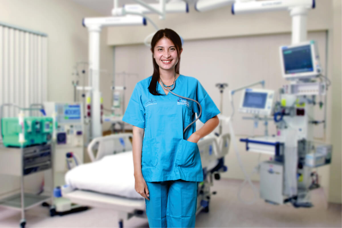 Perawatan pasien di rumah selayaknya ICU di Rumah