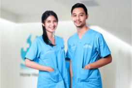 Layanan yang ditunjukan bagi pasien yang memerlukan bantuan alat medis atau pasien yang menggunakan peralatan ICU khususnya pada pasien dengan perawatan End Of Live Care (Paliatif/Stadium Akhir/Terminal)