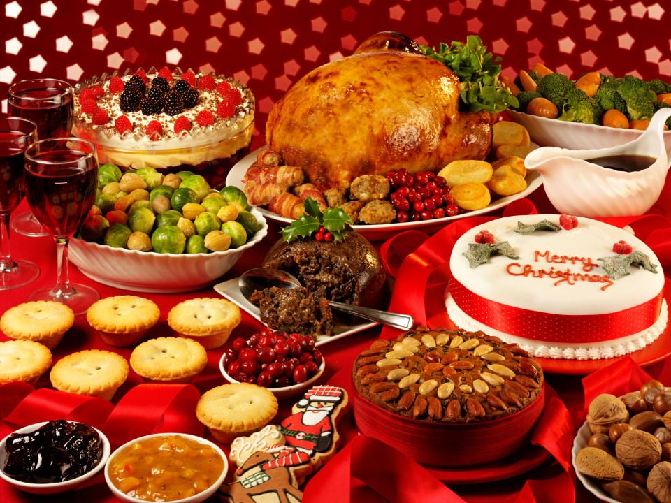 7 Cara Mencegah Berat Badan Naik Saat Natal